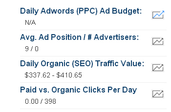 SEO Services Results